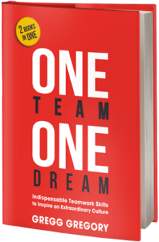 One Team One Dream by Gregg Gregory